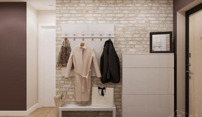 Дизайн интерьера трехкомнатной квартиры по ул. Фурманова 103 9