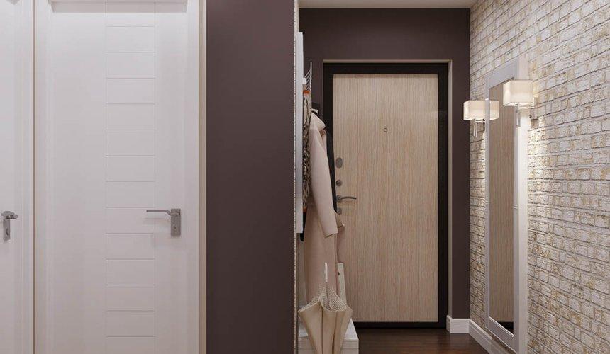 Дизайн интерьера трехкомнатной квартиры по ул. Фурманова 103 11