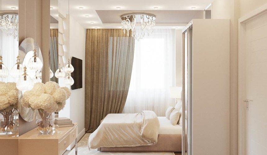 Дизайн интерьера трехкомнатной квартиры по ул. Фурманова 103 13