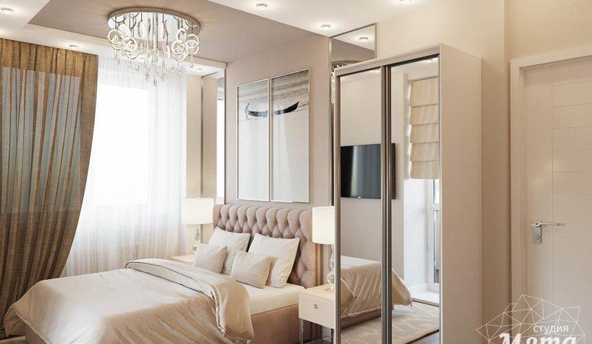 Дизайн интерьера трехкомнатной квартиры по ул. Фурманова 103 16