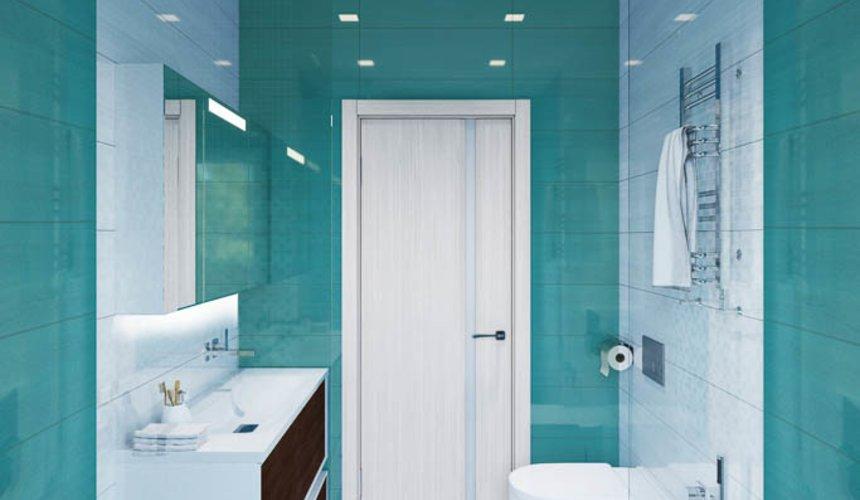 Дизайн интерьера ванных комнат для коттеджа в г. Салехард 8