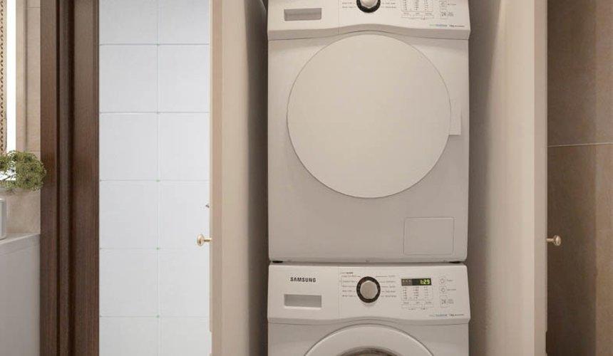 Дизайн интерьера двухкомнатной квартиры в ЖК Чемпион Парк 20