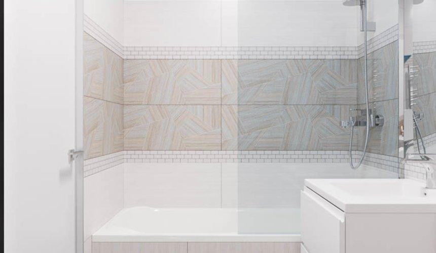 Дизайн интерьера однокомнатной квартиры пер. Встречный д. 5 16