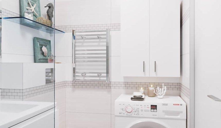 Дизайн интерьера однокомнатной квартиры пер. Встречный д. 5 17