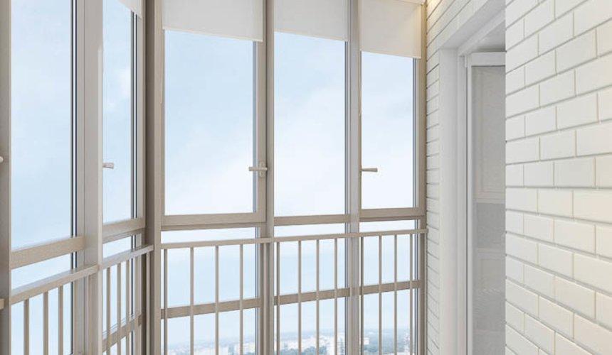Дизайн интерьера гостиной и санузлов четырехкомнатной квартиры в ЖК Флагман 8