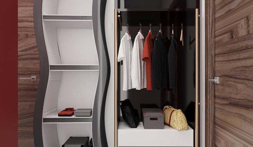 Дизайн интерьера однокомнатной квартиры по ул. Металлургов 14 9