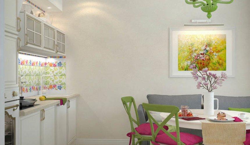 Дизайн интерьера четырехкомнатной квартиры по ул. Блюхера 41 12