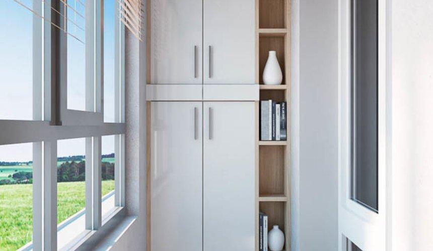 Дизайн интерьера двухкомнатной квартиры в ЖК Солнечный 7