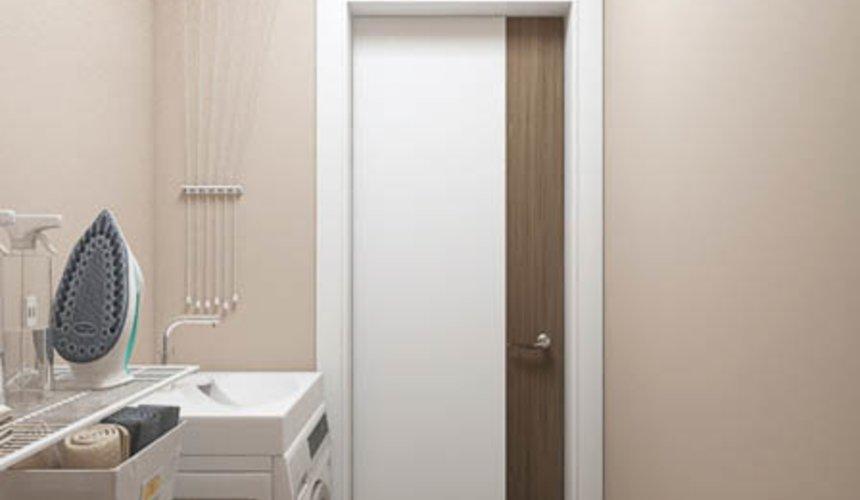 Дизайн интерьера двухкомнатной квартиры в ЖК Первый Николаевский 16