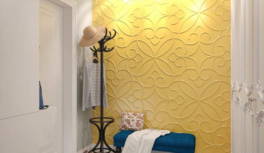 Дизайн интерьера четырехкомнатной квартиры по ул. Блюхера 41 26