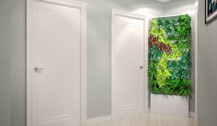Дизайн интерьера четырехкомнатной квартиры по ул. Блюхера 41 29