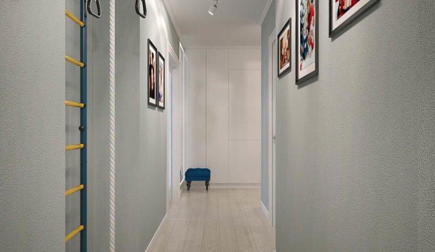 Дизайн интерьера четырехкомнатной квартиры по ул. Блюхера 41 30