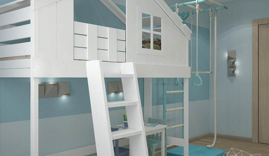 Дизайн интерьера детских комнат в г. Каменск-Уральский 4
