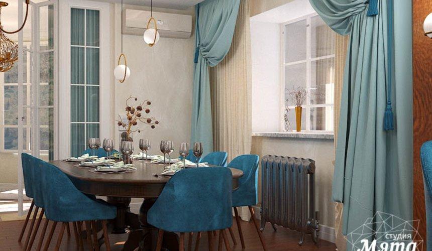 Дизайн интерьера квартиры в стиле современной классики в ЖК Вивальди 6