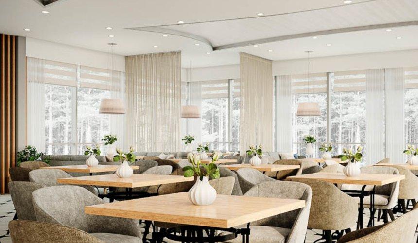 Дизайн интерьера ресторана термального комплекса Акварель г. Туринск 8