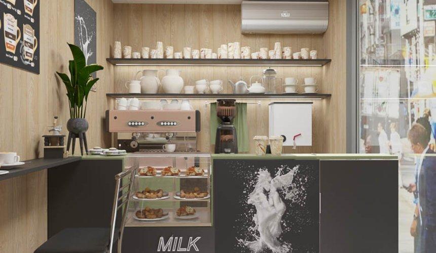 Дизайн интерьера маленькой кофейни по ул. Боровая 19 7