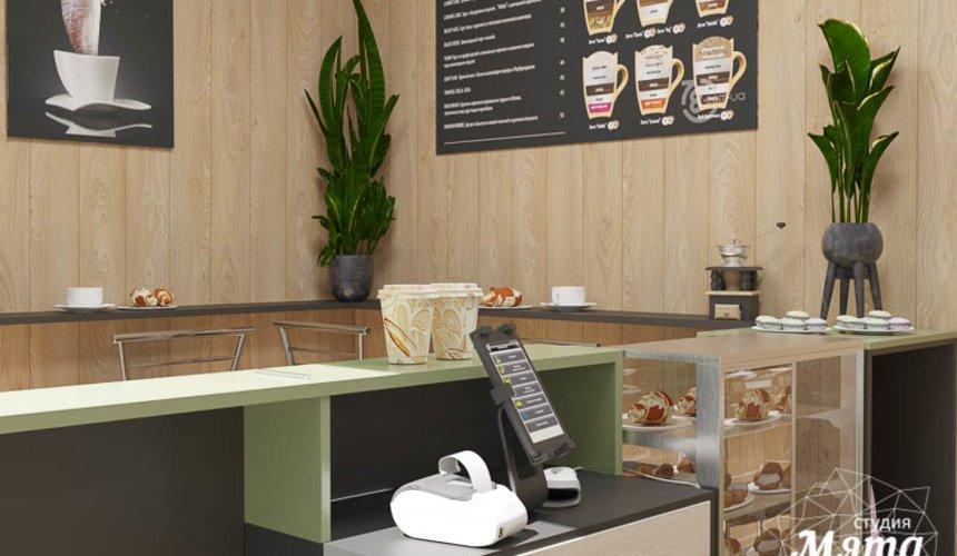 Дизайн интерьера маленькой кофейни по ул. Боровая 19 8