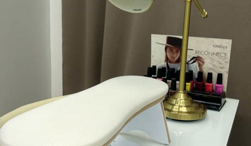 Дизайн интерьера и ремонт салона красоты в ЖК Флагман 27