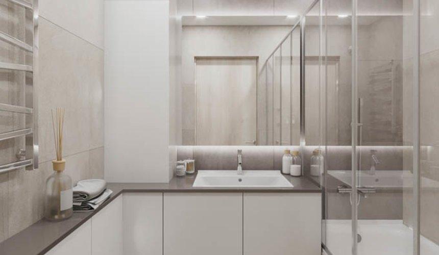 Дизайн интерьера трехкомнатной квартиры в ЖК Дом у пруда ... 15