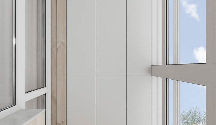 Дизайн интерьера трехкомнатной квартиры в ЖК Дом у пруда ... 20