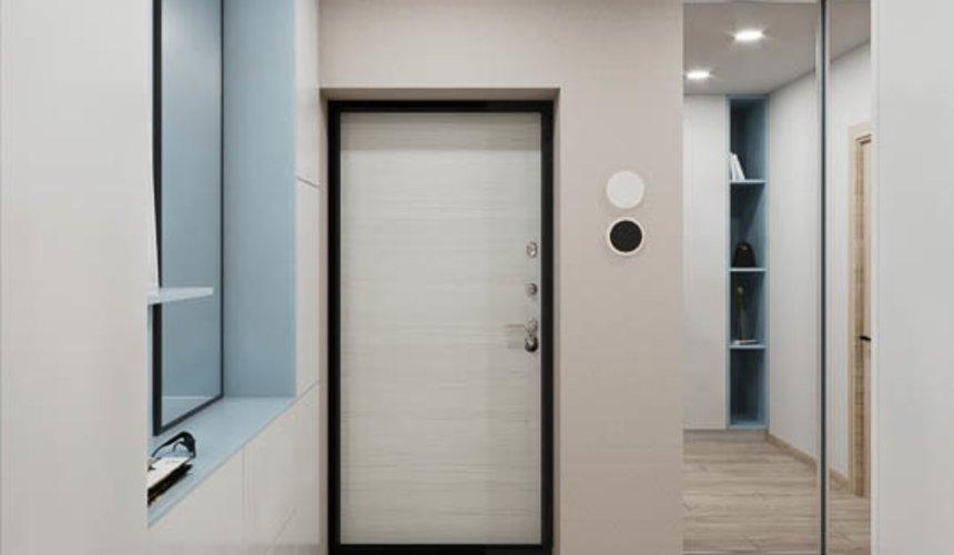 Дизайн интерьера трехкомнатной квартиры в ЖК Дом у пруда ... 9
