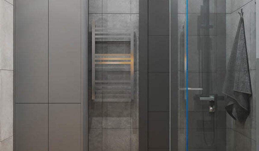 Дизайн интерьера однокомнатной квартиры в ЖК Оазис 33
