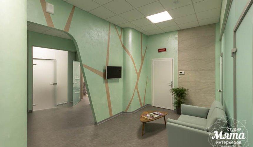 Дизайн интерьера и ремонт стоматологической клиники в ЖК Лига Чемпионов 6