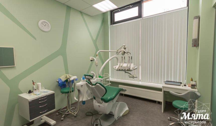 Дизайн интерьера и ремонт стоматологической клиники в ЖК Лига Чемпионов 13