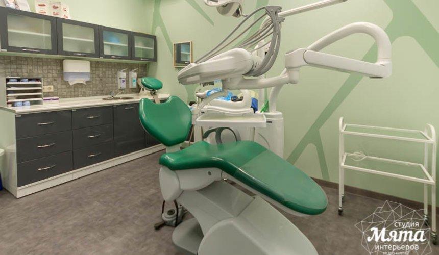 Дизайн интерьера и ремонт стоматологической клиники в ЖК Лига Чемпионов 16