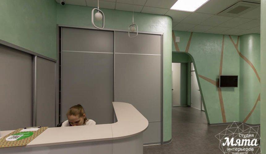 Дизайн интерьера и ремонт стоматологической клиники в ЖК Лига Чемпионов 4