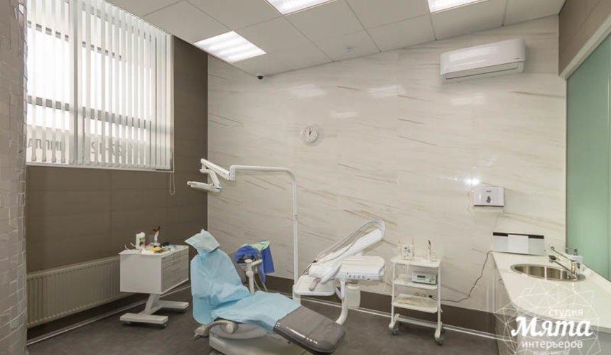 Дизайн интерьера и ремонт стоматологической клиники в ЖК Лига Чемпионов 23