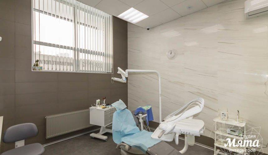 Дизайн интерьера и ремонт стоматологической клиники в ЖК Лига Чемпионов 24