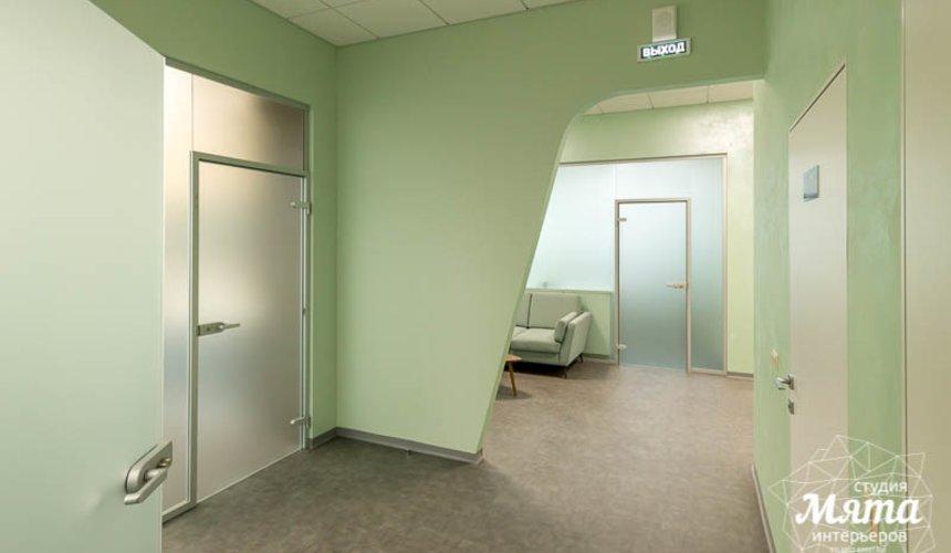 Дизайн интерьера и ремонт стоматологической клиники в ЖК Лига Чемпионов 12