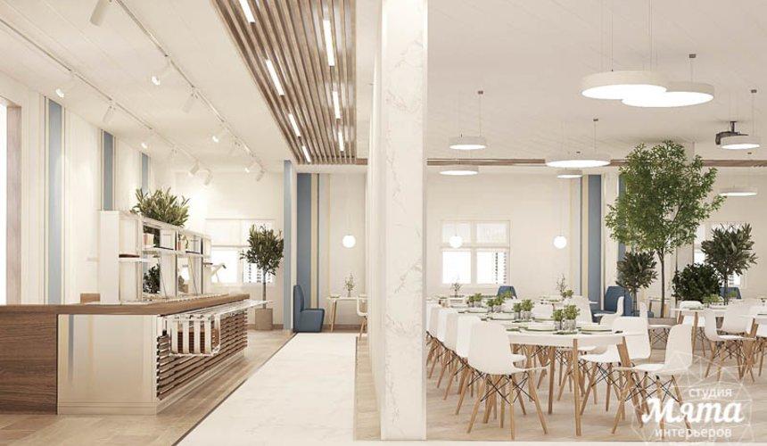 Дизайн интерьера помещений для АО Ирбитский молочный завод 10