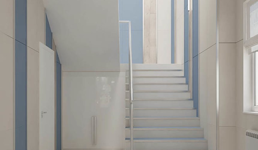 Дизайн интерьера помещений для АО Ирбитский молочный завод 40