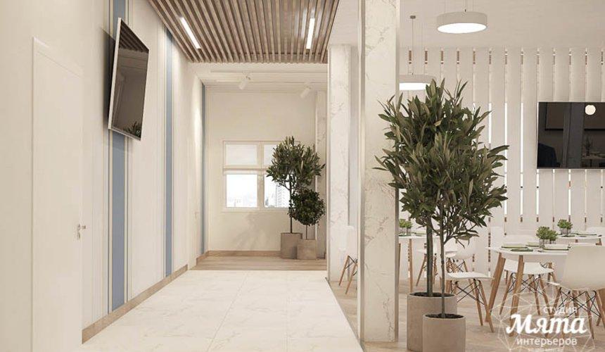 Дизайн интерьера помещений для АО Ирбитский молочный завод 11