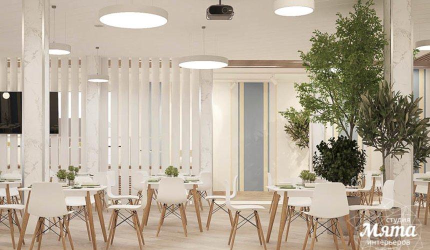Дизайн интерьера помещений для АО Ирбитский молочный завод 14