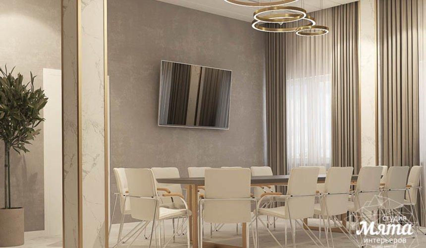 Дизайн интерьера помещений для АО Ирбитский молочный завод 17