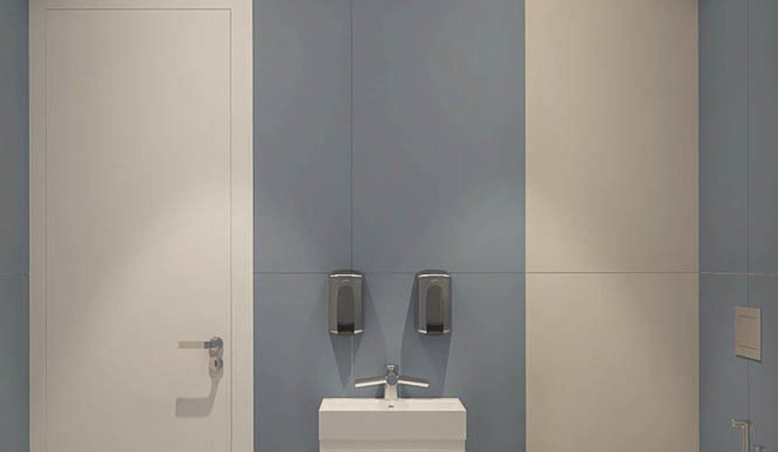 Дизайн интерьера помещений для АО Ирбитский молочный завод 77