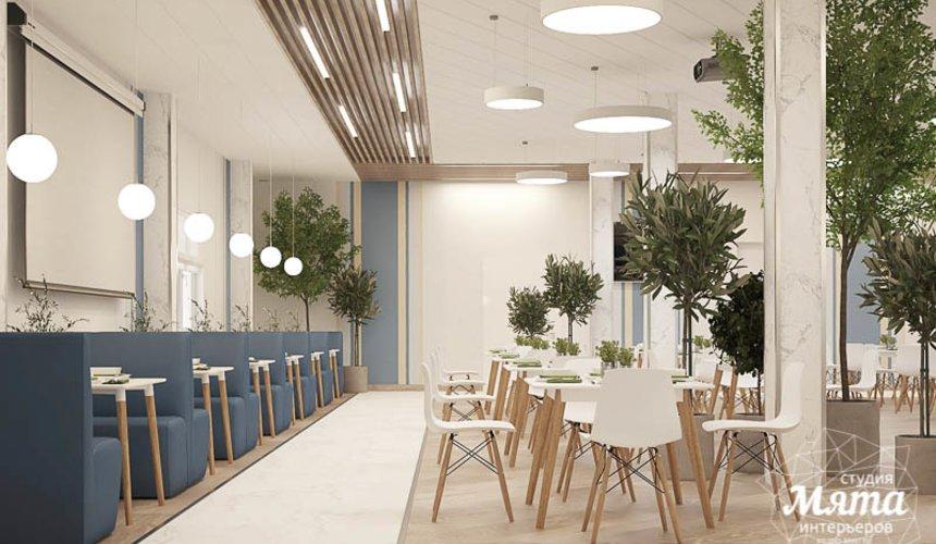 Дизайн интерьера помещений для АО Ирбитский молочный завод 6