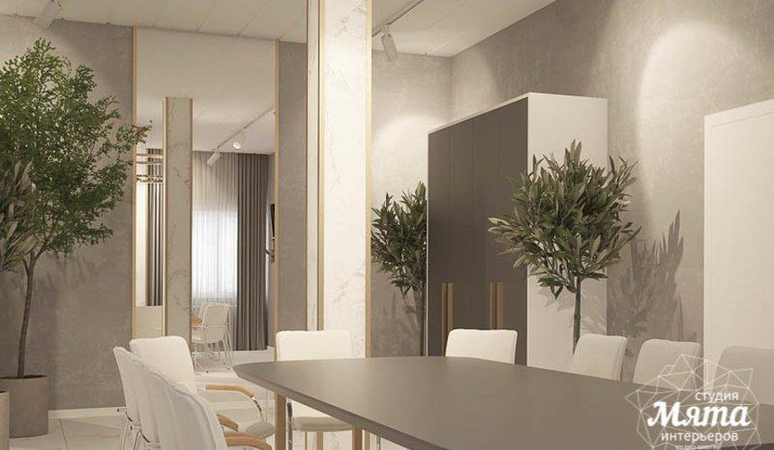 Дизайн интерьера помещений для АО Ирбитский молочный завод 21