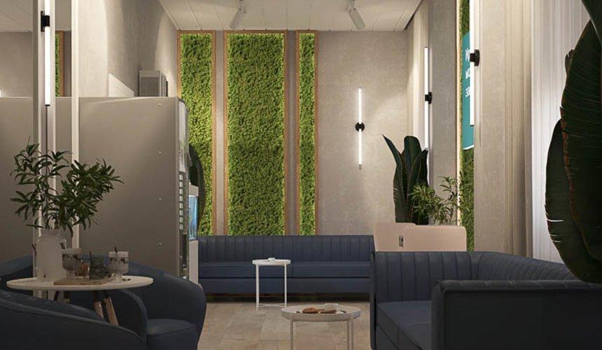 Дизайн интерьера помещений для АО Ирбитский молочный завод 42