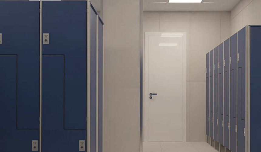 Дизайн интерьера помещений для АО Ирбитский молочный завод 65
